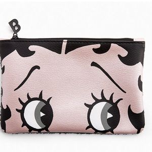 IPSY x Betty Boop October 2019 Clutch/Makeup Bag